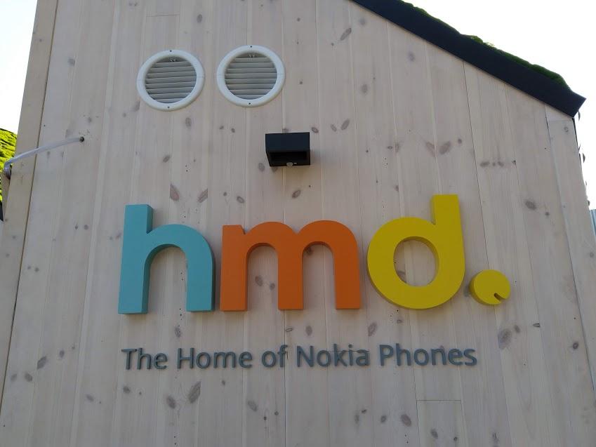 Primer día en el MWC19 con Nokia