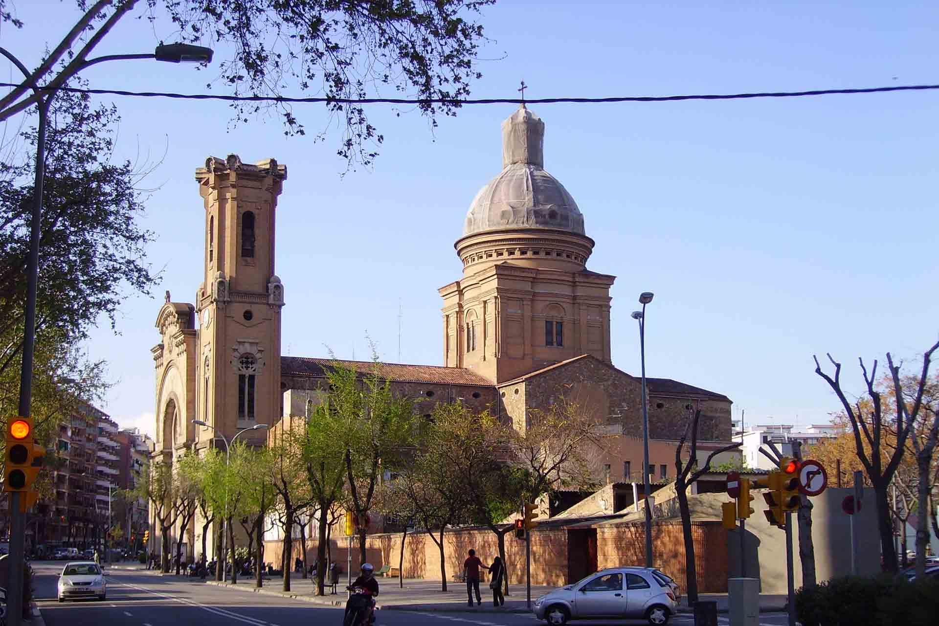 Transfer de Sant Andreu al Aeropuerto de Barcelona