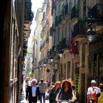El Barrio de El Raval en Barcelona